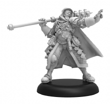 Steelhead Arcanist  Mercenary Solo (metal/resin)